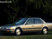 Honda Accord 4 Doors 1989 #06
