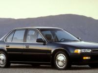 Honda Accord 4 Doors 1989 #08