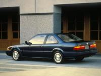 Honda Accord 4 Doors 1989 #10
