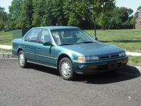 Honda Accord 4 Doors 1989 #11