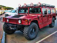 Hummer H1 4 Door Wagon 1992 #3