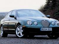 Jaguar S-Type R 2002 #4