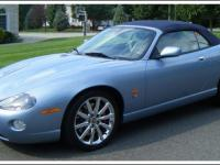 Jaguar XK8 Convertible 2002 #4
