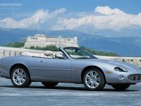 Jaguar XKR Convertible 2002 #1