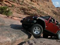 Jeep Wrangler Unlimited Rubicon 2006 #4