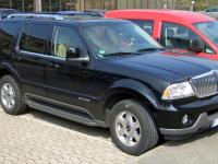 Lincoln AVIATOR 2002 #4
