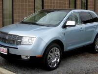 Lincoln MKX 2006 #4