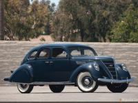Lincoln Zephyr Fastback 1936 #4