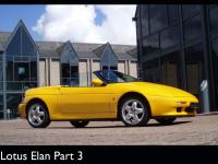 Lotus Elan Roadster 1989 #3