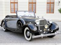 Maybach Typ DSH Cabriolet 1934 #4