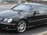 Mercedes Benz CL C215 2002 #02