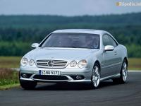 Mercedes Benz CL C215 2002 #03