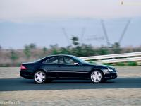Mercedes Benz CL C215 2002 #04