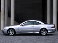 Mercedes Benz CL C215 2002 #06
