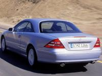 Mercedes Benz CL C215 2002 #07