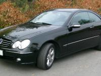 Mercedes Benz CLK C 209 2002 #2