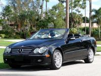 Mercedes Benz CLK C 209 2002 #3