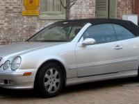 Mercedes Benz CLK C208 1997 #1