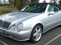 Mercedes Benz CLK C208 1997 #2