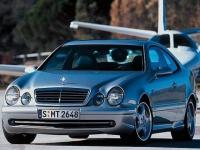Mercedes Benz CLK C208 1999 #2