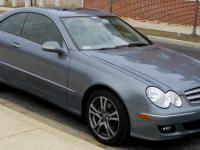 Mercedes Benz CLK C209 2005 #2