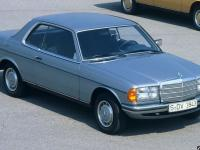 Mercedes Benz Coupe C123 1977 #1