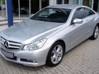 Mercedes Benz E-Klasse Coupe C 207 2009 #2