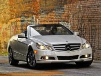 Mercedes Benz E-Klasse Coupe C 207 2009 #3