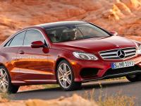 Mercedes Benz E-Klasse Coupe C207 2013 #06