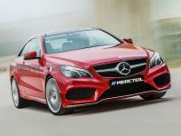 Mercedes Benz E-Klasse Coupe C207 2013 #10