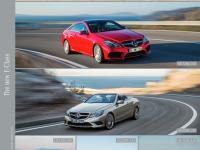 Mercedes Benz E-Klasse Coupe C207 2013 #15