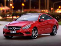 Mercedes Benz E-Klasse Coupe C207 2013 #59