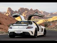 Mercedes Benz SLS AMG Roadster C197 2011 #04