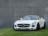 Mercedes Benz SLS AMG Roadster C197 2011 #06