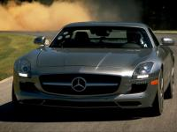 Mercedes Benz SLS AMG Roadster C197 2011 #07