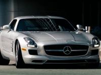 Mercedes Benz SLS AMG Roadster C197 2011 #11
