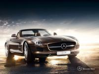 Mercedes Benz SLS AMG Roadster C197 2011 #13