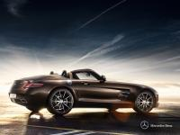 Mercedes Benz SLS AMG Roadster C197 2011 #14