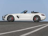 Mercedes Benz SLS AMG Roadster C197 2011 #23