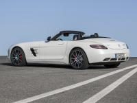 Mercedes Benz SLS AMG Roadster C197 2011 #24