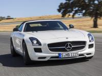 Mercedes Benz SLS AMG Roadster C197 2011 #27