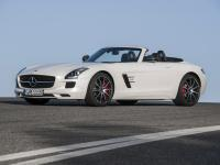 Mercedes Benz SLS AMG Roadster C197 2011 #29
