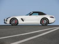 Mercedes Benz SLS AMG Roadster C197 2011 #30