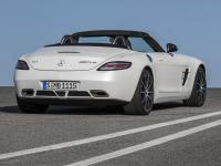 Mercedes Benz SLS AMG Roadster C197 2011 #31