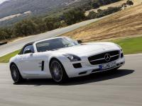 Mercedes Benz SLS AMG Roadster C197 2011 #33