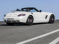 Mercedes Benz SLS AMG Roadster C197 2011 #35