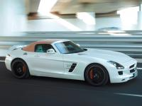 Mercedes Benz SLS AMG Roadster C197 2011 #36