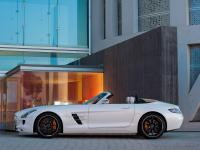 Mercedes Benz SLS AMG Roadster C197 2011 #42