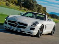 Mercedes Benz SLS AMG Roadster C197 2011 #43