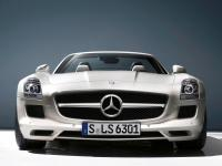 Mercedes Benz SLS AMG Roadster C197 2011 #44